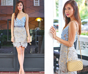 dress, street style, and style image
