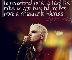 my chemical romance and remembered image