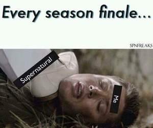 season, supernatural, and winchester image