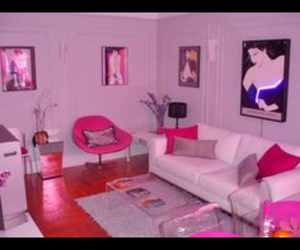 80s, home decor, and love image