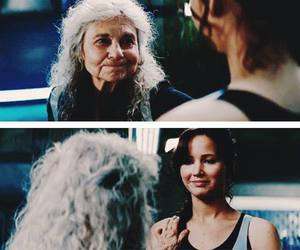 mags, catching fire, and hunger games image
