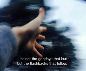 quotes, goodbye, and grunge image