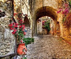 italy, romantic, and street image
