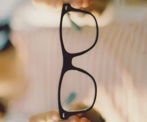 glasses, indie, and photography image