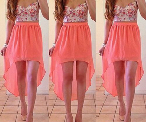 dress, summer, and outfit image