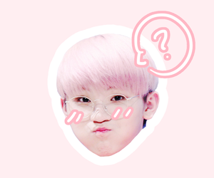 edit, Seventeen, and woozi image