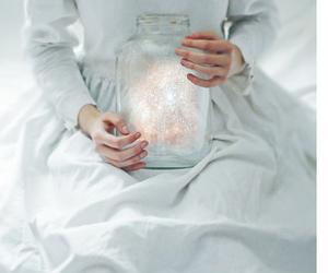 white, magic, and Dream image
