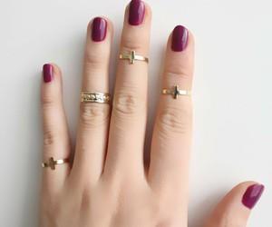 lovely, nail polish, and cute image