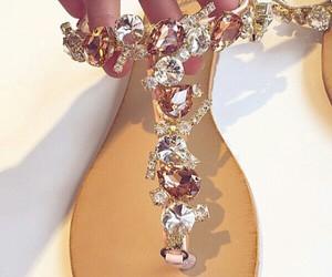 shoes, sandals, and elegant image