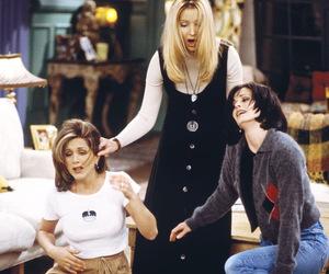friends, girls, and Jennifer Aniston image