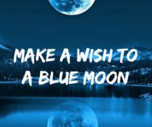 blue, july, and magic image