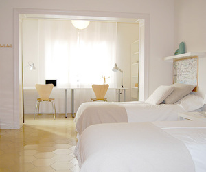 bedroom, boarding school, and inspiration image