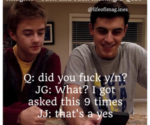 imagines, magcon, and jack gilinsky image