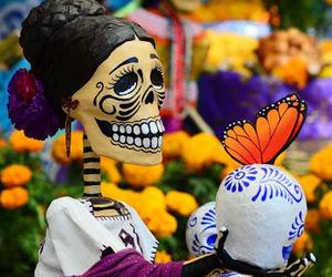 diademuertos and mexico image