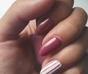 art, gel, and manicure image