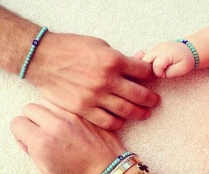 baby, family, and cartier image