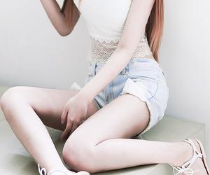 clothes, fashion, and korea fashion image