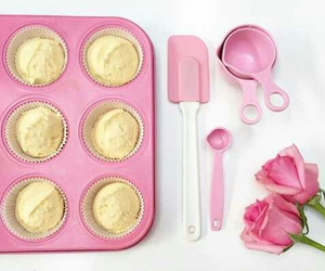 baby pink, food, and home image