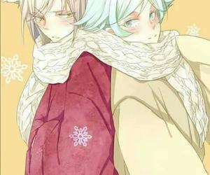 tomoe, mizuki, and anime image