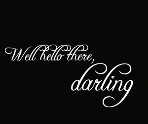 darling, quote, and The Originals image
