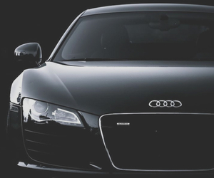 audi, beauty, and r8 image