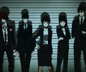 anime, movie, and psycho pass image