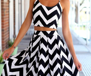 skirt, dress, and outfit image