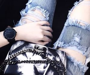 casual, denim, and details image