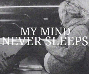 mind, sleep, and never image