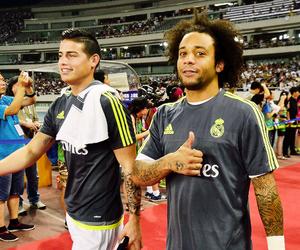 football, real madrid, and hala madrid image