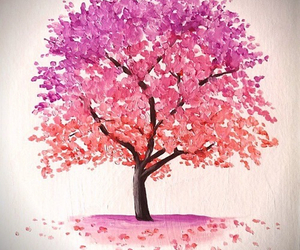 beautiful, colors, and drawing image