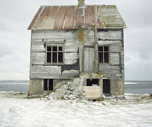 house and beach image