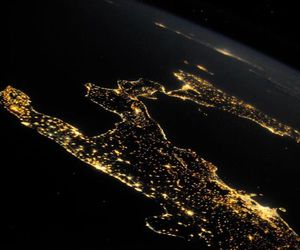 italy, light, and earth image