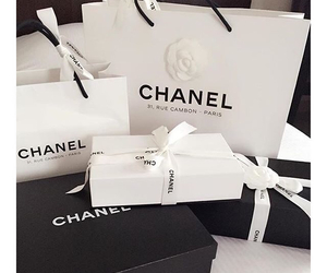 chanel, chanel bag, and chanel gifts image