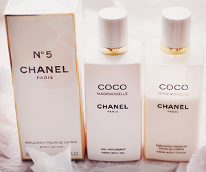 chanel, coco chanel, and perfume image