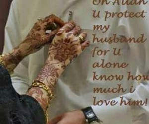 islam, Relationship, and married life image