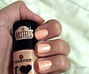 cool, essence, and nail image