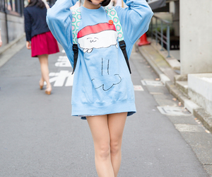 japan, fashion, and asian image