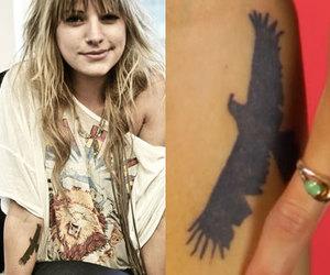 arm, eagle, and tattoo image