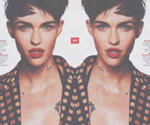 tumblr, ruby rose, and netflix image