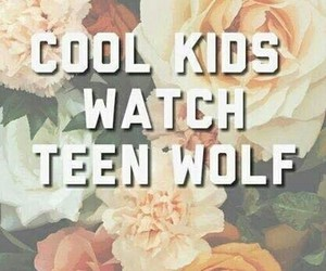 teen wolf, cool kids, and cool image