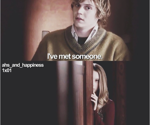 ahs, violet, and american horror story image