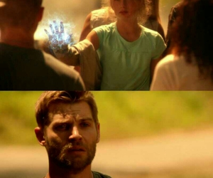 mike vogel, under the dome, and dale barbara image