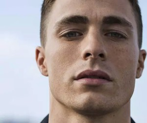 colton haynes and boy image