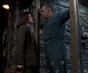 anthony hopkins and silence of the lambs image