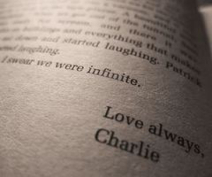 love, book, and charlie image