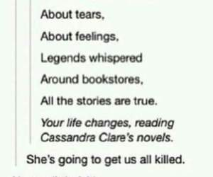 books, the mortal instruments, and tda image