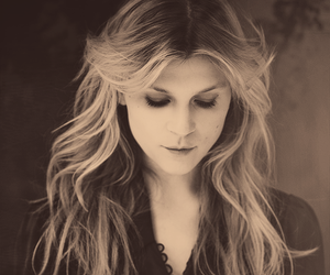 clemence poesy and black and white image