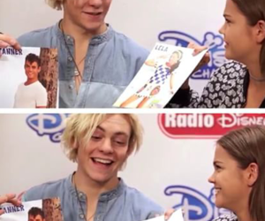 maia mitchell and ross lynch image