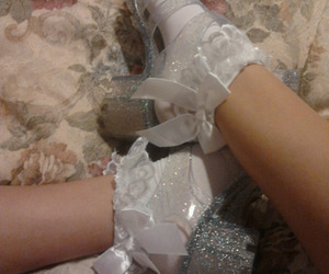 jellies, shoes, and lolita image